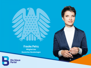Frauke Petry Deutscher Bundestag