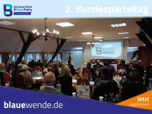 Bundesparteitag Eisenach