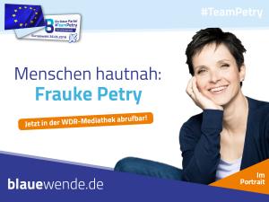 20190201_WDR - Blaue Partei #TeamPetry