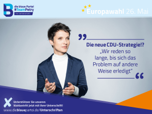 Migration Frauke Petry