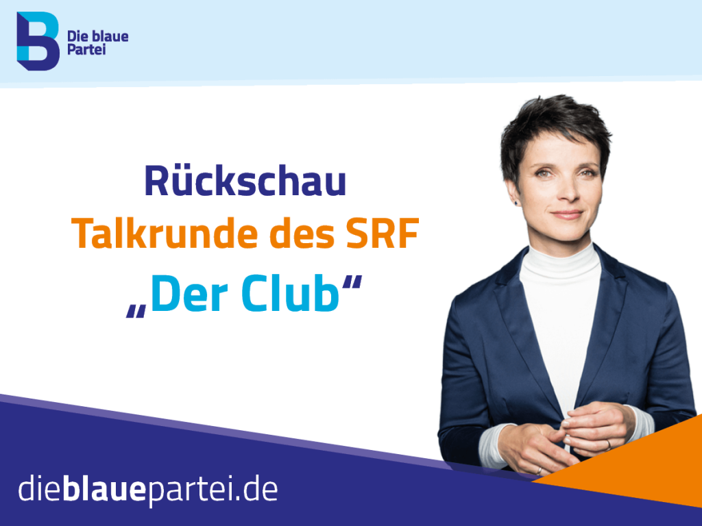 SRF Frauke Petry