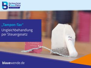 Frauke Petry ermäßigte Steuer