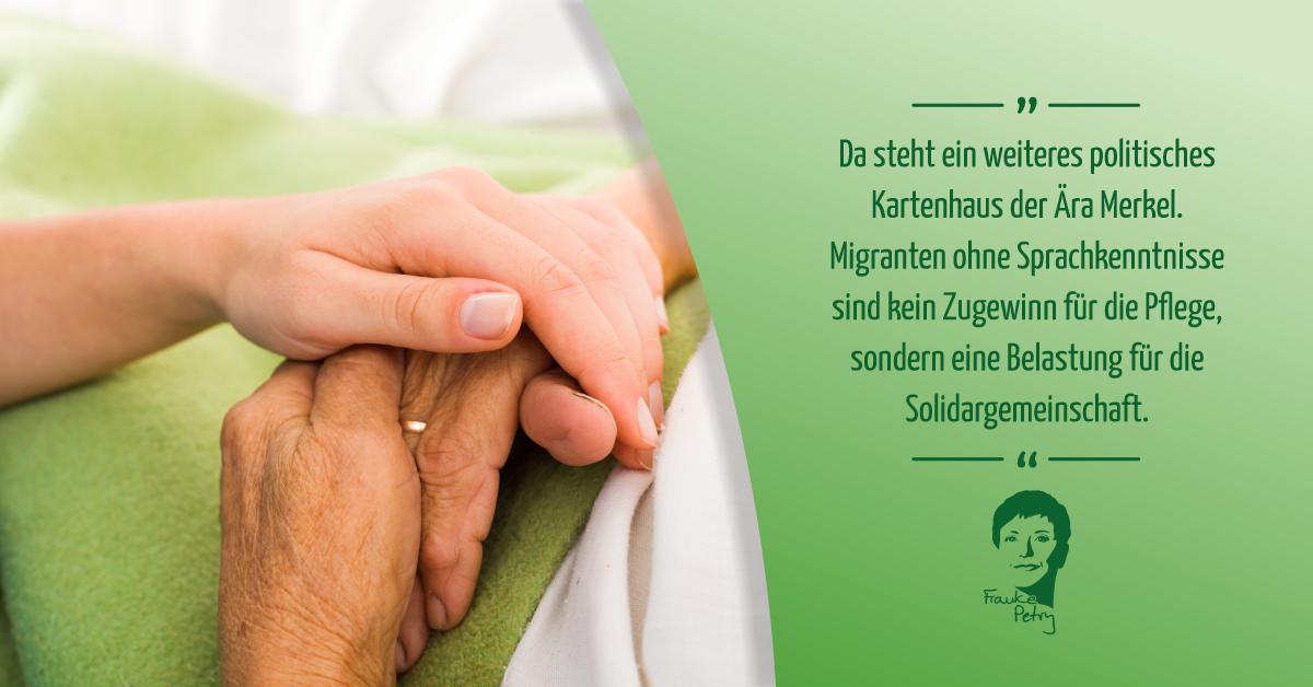 +++ Migration in Pflegeberufe: Wunsch und Wirklichkeit +++